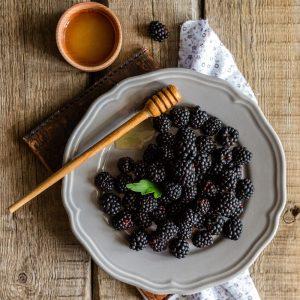 生酮飲食可以吃黑莓嗎?